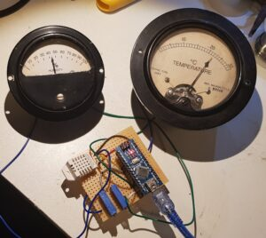Meters for testing