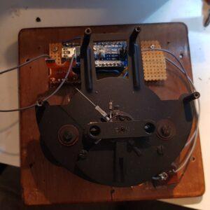Plantmeter with Arduino