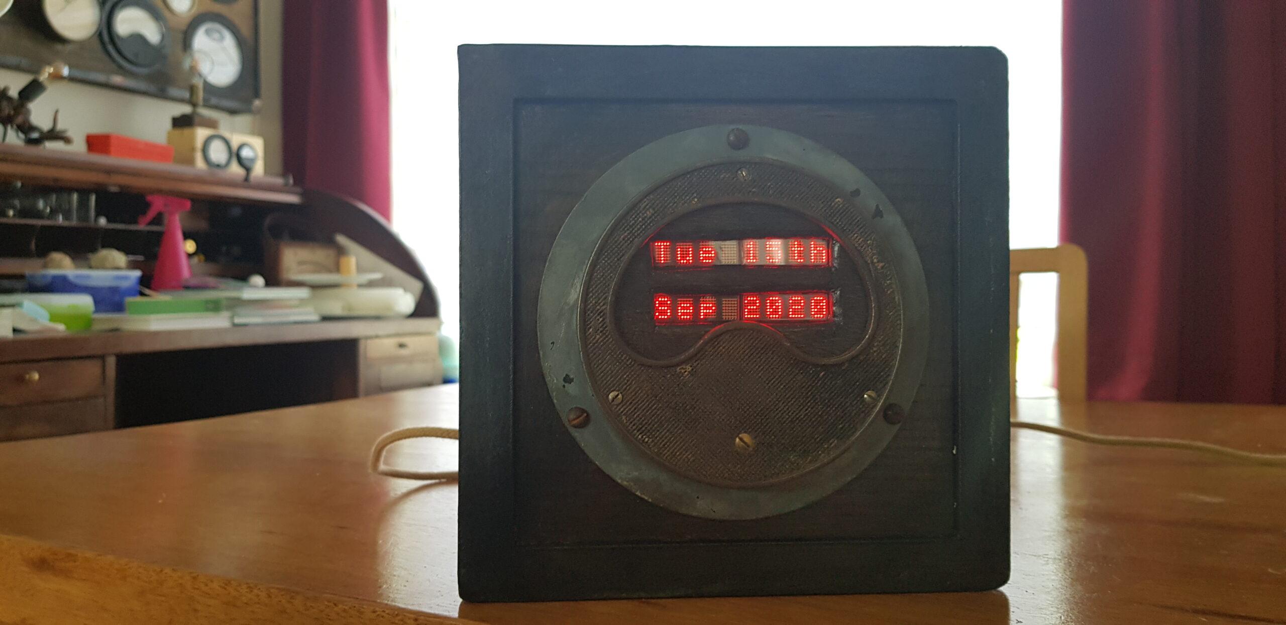 Text Meter