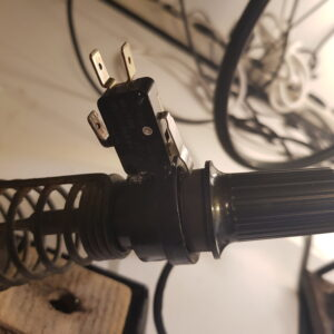 Mounted micro switch