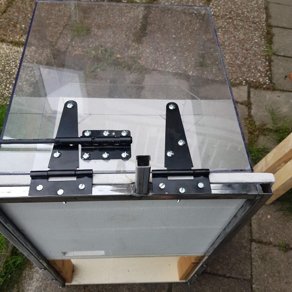 Enclosure Latching Mechanism