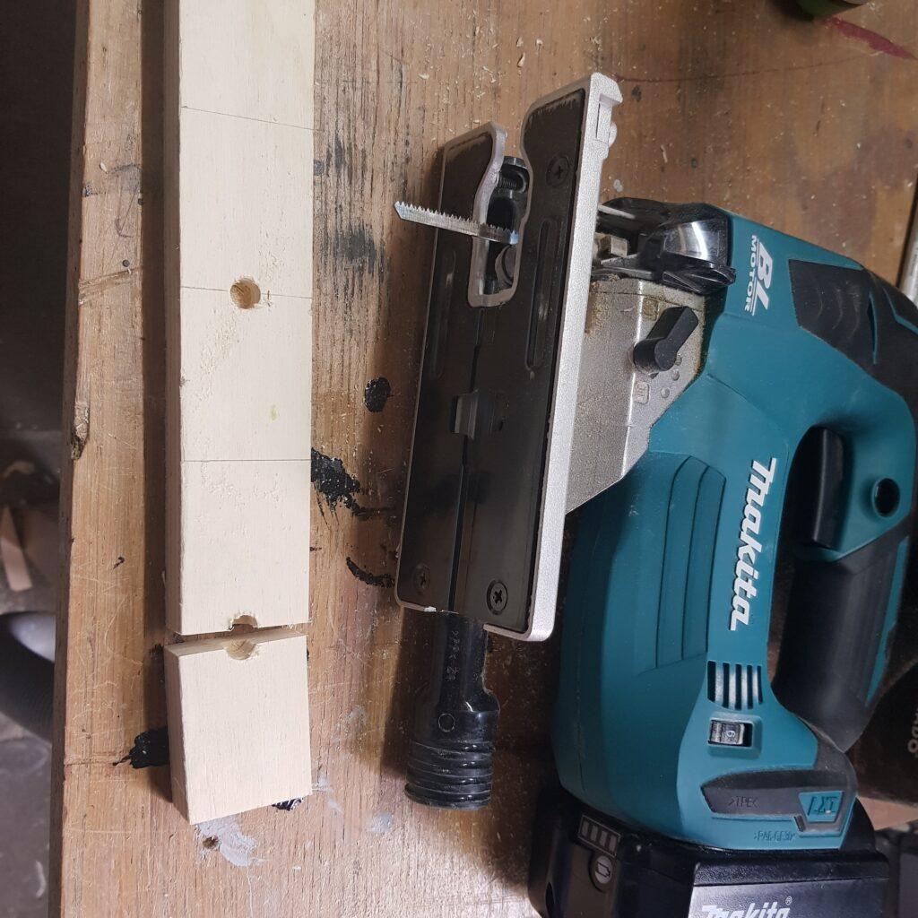 Making Rod Mounts