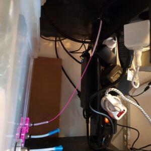 3D Filament Bottom Feed