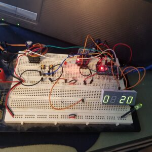 Trial Breadboard Electronics