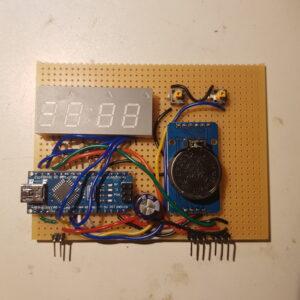 Perf Board Electronics