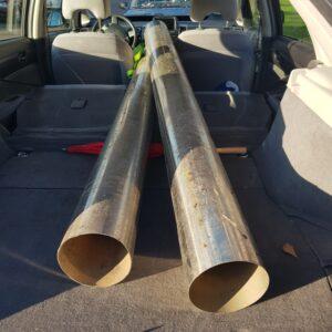 Scrap Stainless Steel Pipe