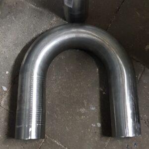 180 degree exhaust bend